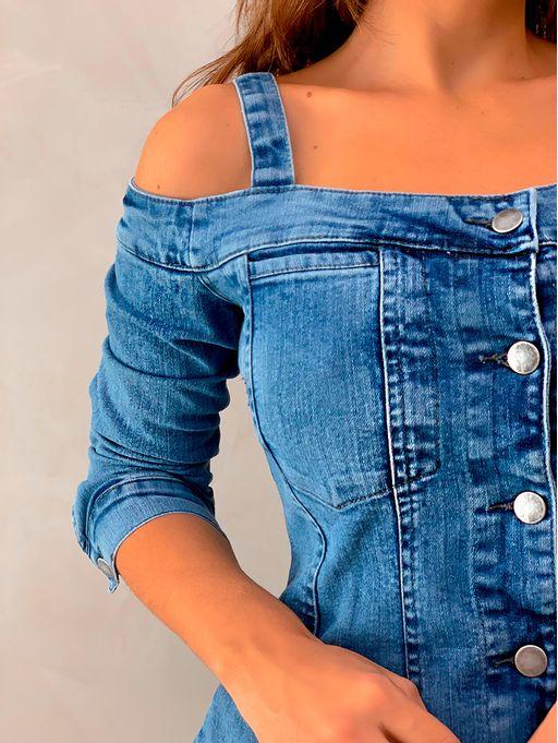 Vestido-Jeans-Izabela