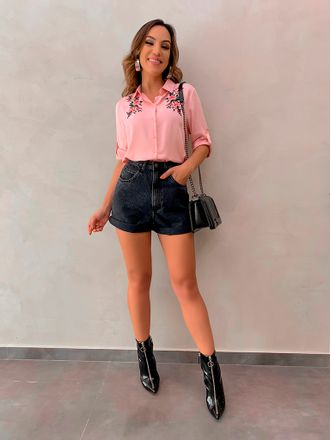 Shorts-Jeans-Black-Samanta