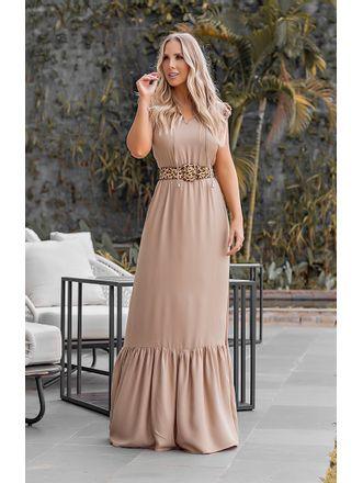 Vestido-Hype-Caramelo