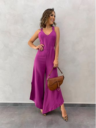 Macacao-Longo-Midi-Purple