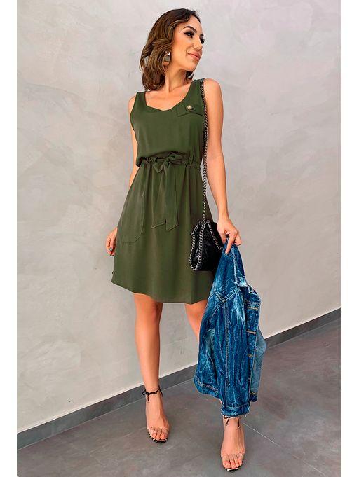 Vestido-Karine-Verde