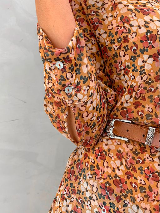 Vestido-Camisa-de-Chiffon-Amelia