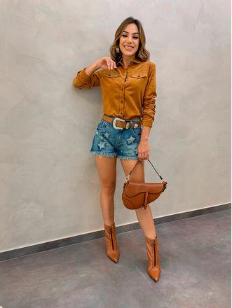Shorts-Confort-Jeans-Aplicacao-Estrelas