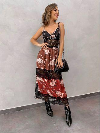 Vestido-Midi-Cetim-Estampado