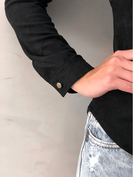 Camisa-Suede-Gabriela-Black