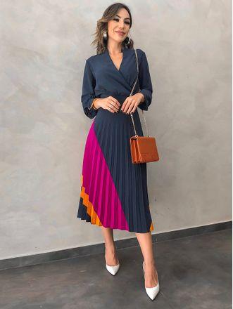Vestido-Midi-Cetim-Tricolor