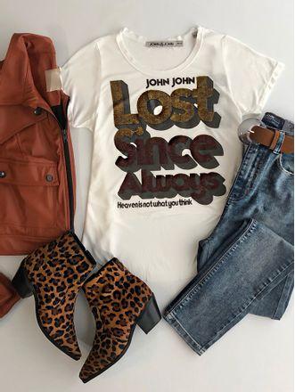 T-shirt-mc-Lost-John-John