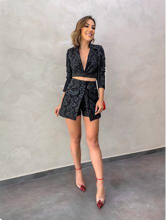 Shorts-Saia-Jacquard-Alice