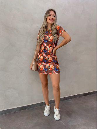 Vestido-Neoprene-Curto-Carolina