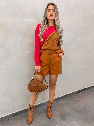 Shorts-Manoela-Marrom