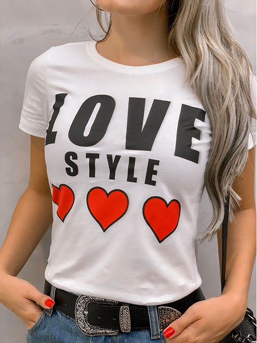 T-shirt-Love-Style-Off