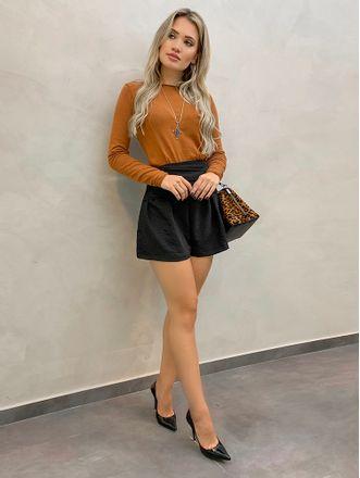 Shorts-Javanesa-Vivian-Preto