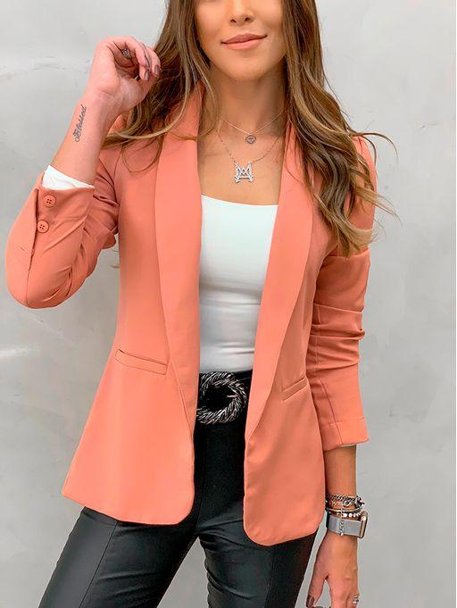 Blazer-Crepe-Leticia-Rose