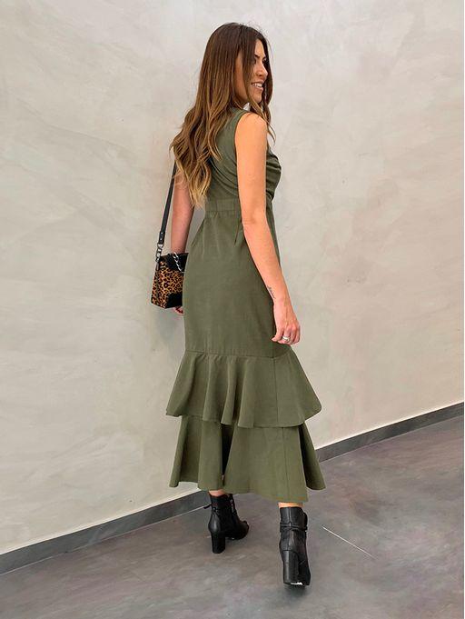 Vestido-Babados-Jessica-Verde