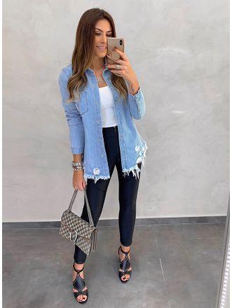 Camisa-Jeans-Barra-Desfiada