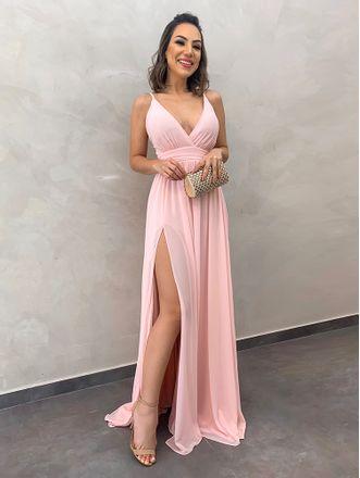 Vestido-Longo-Lilian-Rosa