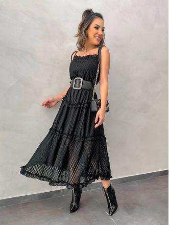 Vestido-Chiffon-Cecilia-Preto