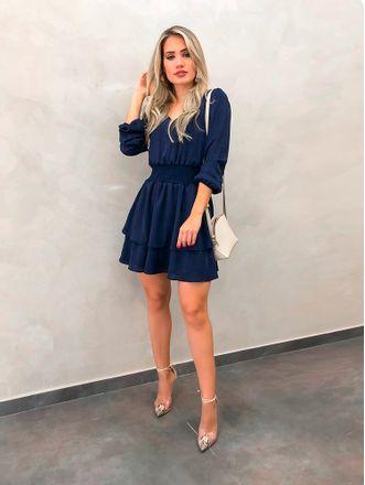 Vestido-Lastex-Louise-Azul