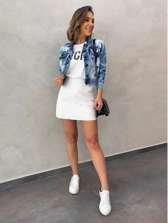 T-shirt-Basica-Lucky