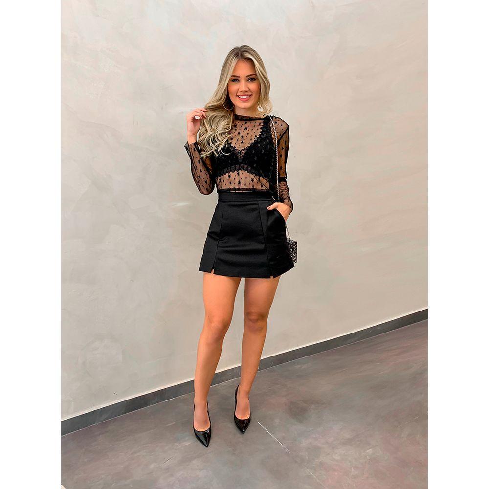Shorts-Saia-Fernanda-Preto