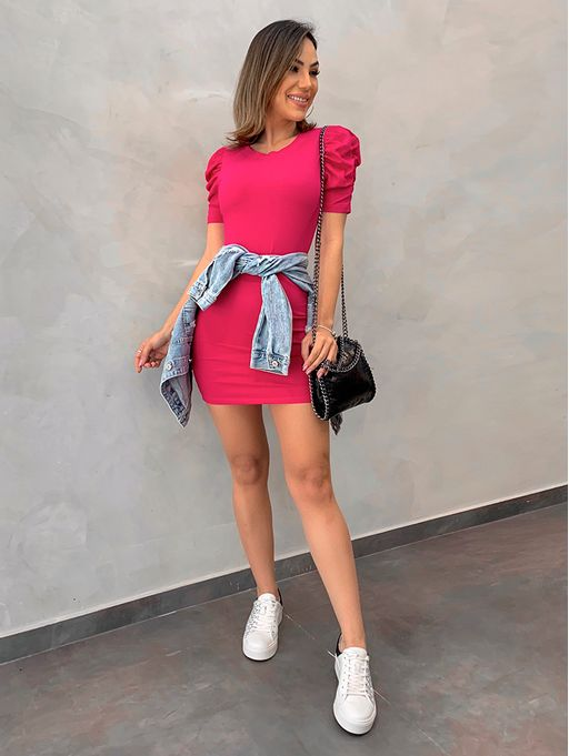 Vestido-Curto-Manga-Princesa-Allure-Pink