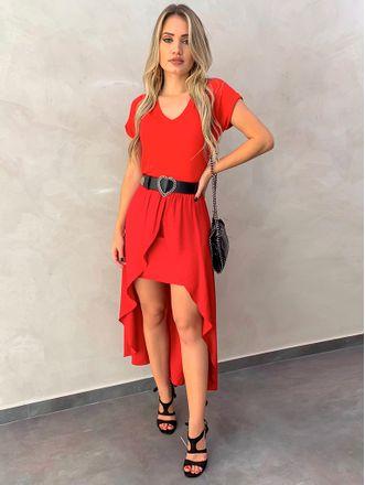 Blusa-Decote-v-Vermelha
