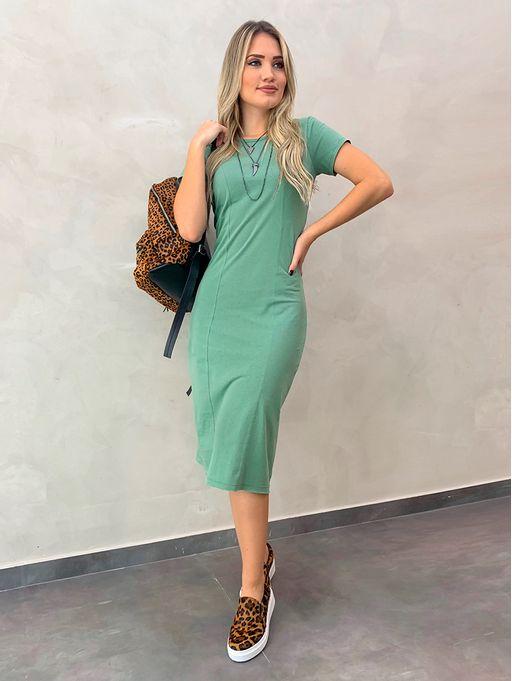 Vestido-Midi-Jaque-Verde