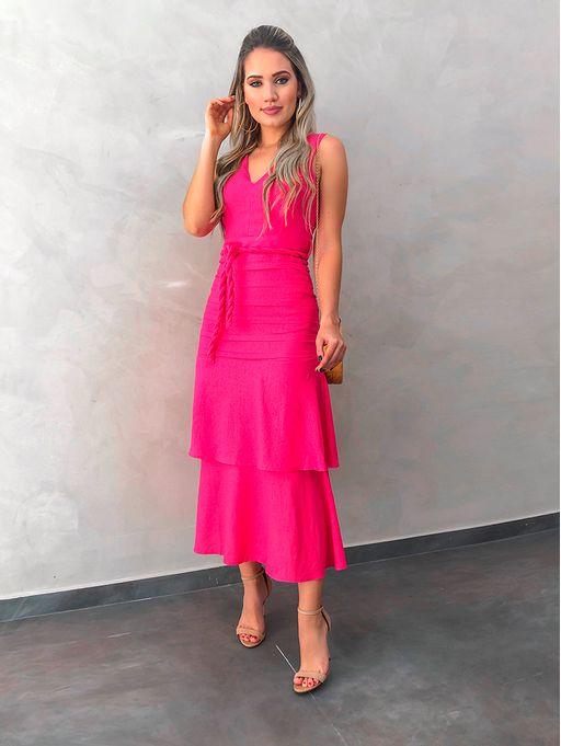 Vestido-Midi-Linho-Rosangela-Pink