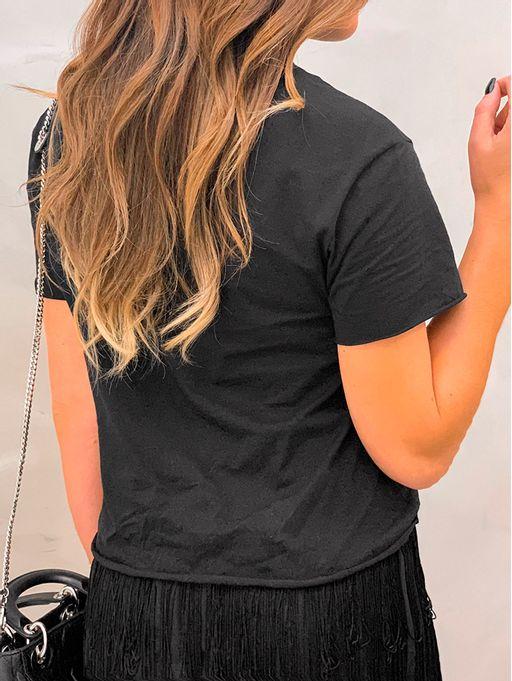 T-shirt-jj-Flex-Preto