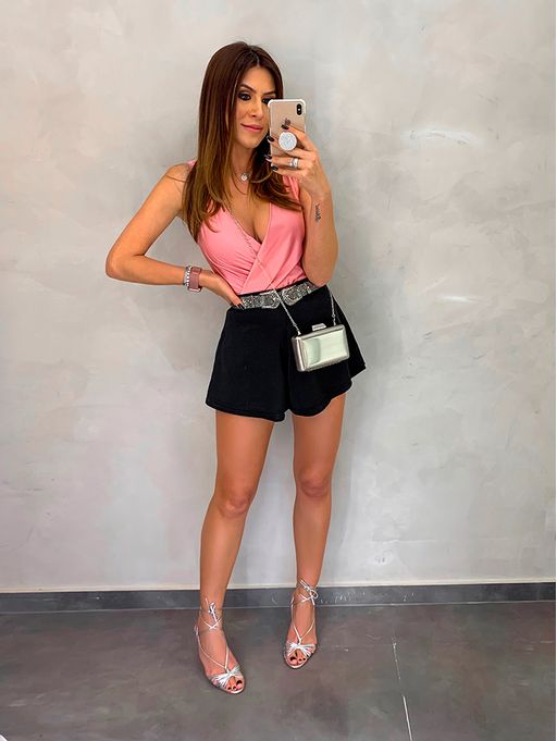 Shorts-Viscose-Tayna