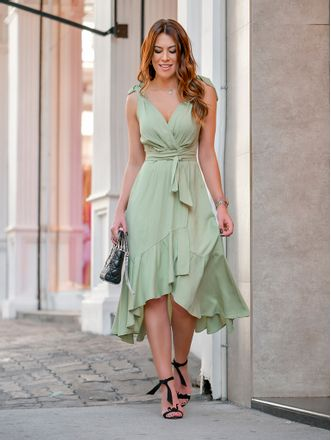 Vestido-Mariele-Verde
