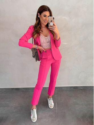Blazer-Carol-Pink