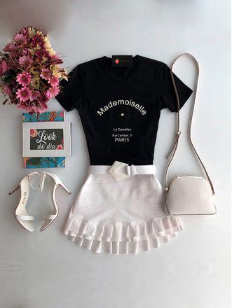 T-shirt-Mademoiselle