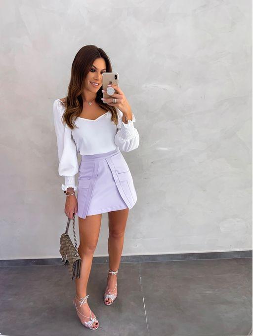 Shorts-Saia-Raquel-Lilas