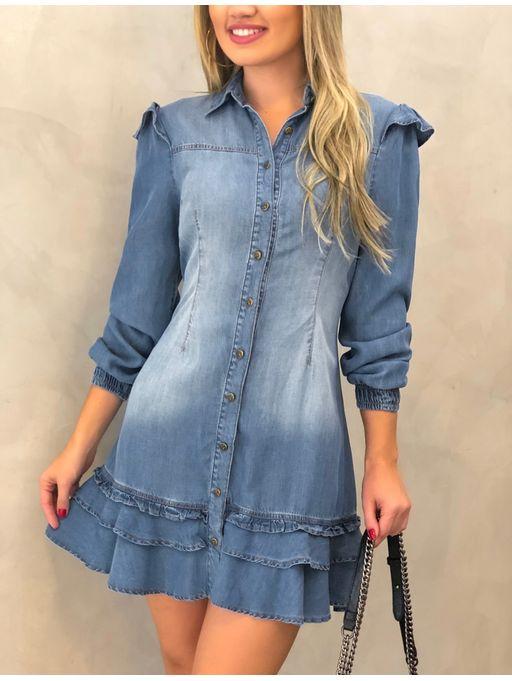 Vestido-Jeans-Boho