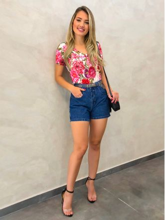 T-shirt-Floral-Anne