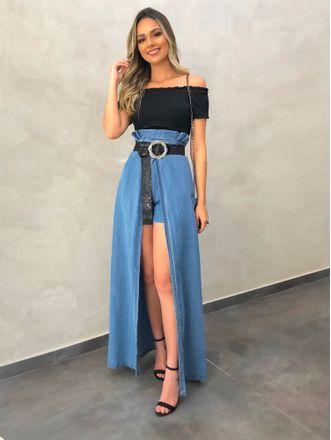 Saia-Longa-Com-Shorts-Jeans-Mara
