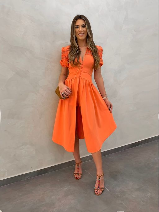 Vestido-Crepe-Celina-Coral