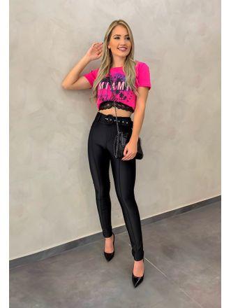 T-shirt-Miami-Pink