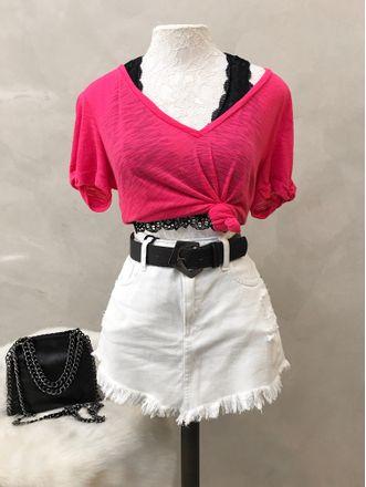 T-shirt-Basic-Pink