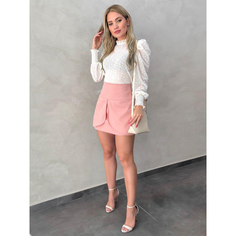 Shorts-Saia-Crepe-Leticia-Rose