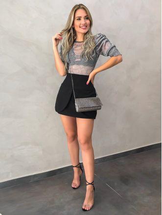 Shorts-Saia-Crepe-Leticia-Preta
