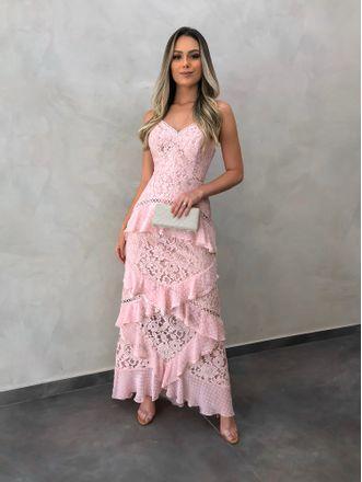 Vestido-Longo-em-Renda-Com-Recortes-Rose