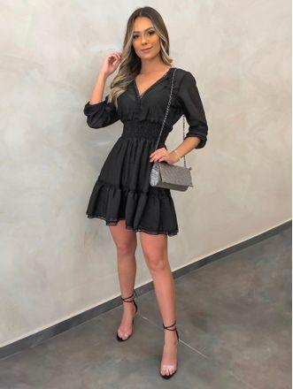 Vestido-Crepon-Lucy-Preta