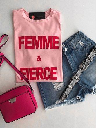 T-shirt-Femme-Firce