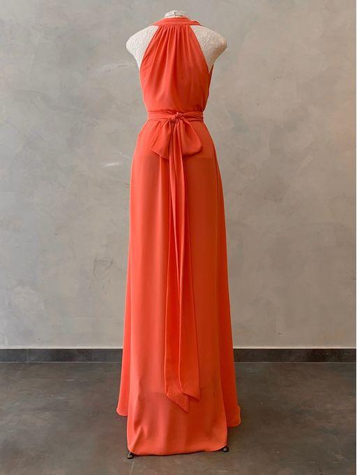 Vestido-Longo-Adriele-Coral