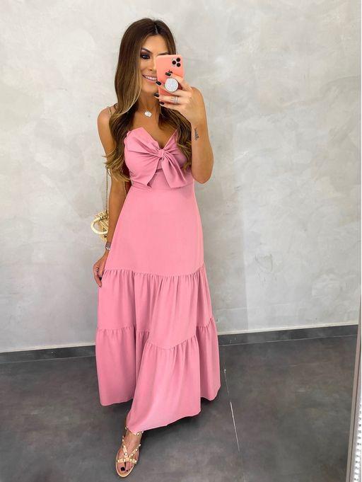 Vestido-Longo-Com-Laco-Janaina