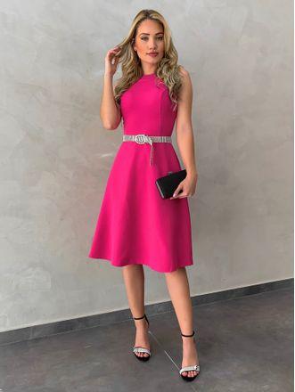 Vestido-Midi-Elisa-Pink