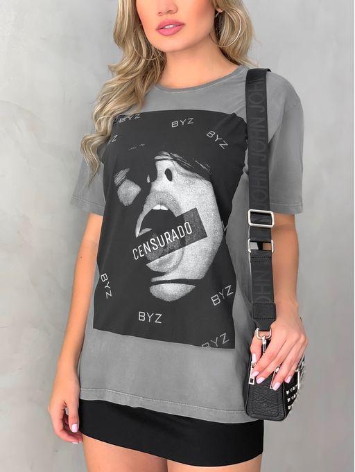 T-shirt-Censurado-Mescla