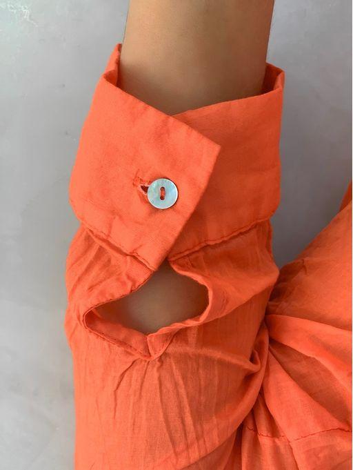 Camisa-Manga-Longa-Iza-Coral